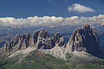 Dolomites, northern Italy, Europe.