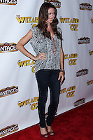 """HOLLYWOOD, CA - SEPTEMBER 18: Actress Shannon Elizabeth arrives at """"The Wizard Of Oz"""" Opening Night held at the Pantages Theatre on September 18, 2013 in Hollywood, California. (Photo by Xavier Collin/Celebrity Monitor)"""