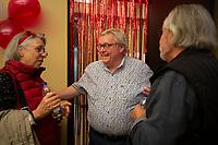 Gaetan Barrette, PLQ, LaPiniere<br /> <br /> le jour des elections, 1er octobre 2018<br /> <br /> PHOTO : Agence Quebec Presse