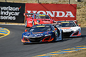 Pirelli World Challenge<br /> Grand Prix of Sonoma<br /> Sonoma Raceway, Sonoma, CA USA<br /> Friday 15 September 2017<br /> Peter Kox, Ryan Eversley<br /> World Copyright: Richard Dole<br /> LAT Images<br /> ref: Digital Image RD_NOCAL_17_021