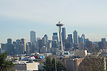 Seattle Space Needle and Skyline