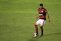 Volta Redonda (RJ), 01/05/2021 - VOLTA REDONDA-FLAMENGO - Hugo Moura. Partida entre Volta Redonda e Flamengo, válida pela semifinal do Campeonato Carioca, realizada no Estádio Raulino de Oliveira, em Volta Redonda, neste sábado (01).