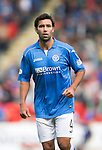 St Johnstone v Aberdeen...23.08.14  SPFL<br /> Simon Lappin makes his debut<br /> Picture by Graeme Hart.<br /> Copyright Perthshire Picture Agency<br /> Tel: 01738 623350  Mobile: 07990 594431