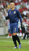 Paul Robinson.  England defeated Ecuador, 1-0, in their FIFA World Cup round of 16 match at Gottlieb-Daimler-Stadion in Stuttgart, Germany, June 25, 2006.