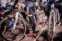 start line<br /> <br /> Elite Men's race<br /> Superprestige Diegem 2016