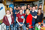 Mark Griffin (front centre) from Tralee celebrating his 30th birthday in Sean Og's on Saturday.