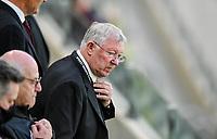 26th May 2021; STADION GDANSK  GDANSK, POLAND; UEFA EUROPA LEAGUE FINAL, Villarreal CF versus Manchester United: Sir Alex Ferguson attends the game