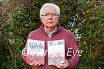 """Michael Guerin with his new book """"Soldiers We will Be"""""""