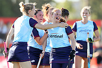 201112 Women's Premier Hockey League - Northern Tridents v Hauraki Mavericks