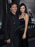 Francesca Eastwood + Clifton Collins @ the Los Angeles special screening of 'Sully' held @ the DGA theatre. September 8, 2016