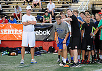 Select images from the 2012 Manning Passing Academy held on the campus of Nicholls State University in Thibodaux, LA.  Images in this gallery appear solely as a representation of my photography and are not available for purchase or further distribution.