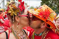 Fremont Solstice Parade & Festival, Seattle, Washington, USA.