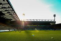 7th November 2020; Carrow Road, Norwich, Norfolk, England, English Football League Championship Football, Norwich versus Swansea City; The Norwich City team warm up