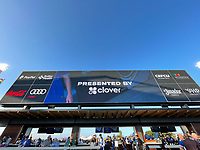 SAN JOSE, CA - AUGUST 17: Clover before a game between Minnesota United FC and San Jose Earthquakes at PayPal Park on August 17, 2021 in San Jose, California.