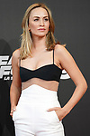 Spanish racing driver Carmen Jorda during the photocall for the 'Fast & Furious 9' Madrid Premiere. June 17, 2021. (ALTERPHOTOS/Acero)