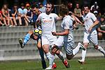 NELSON, NEW ZEALAND - MARCH 7 : Mainland Football Premier League Suburbs v Ferrymead Nelson, New Zealand. Sunday 29 Feburary 2020. (Photo by Evan Barnes Shuttersport Limited)