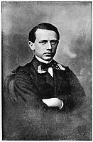 Русский композитор Петр Ильич Чайковский, 1863 год / Russian composer Pyotr Ilyich Tchaikovsky, 1863