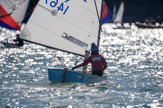 Sailors from all over Ireland have entered Optimist 'National Training Week' at Malahide Yacht Club and excitement is starting to build.