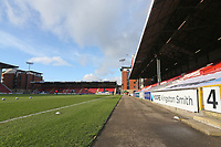 General view of the ground during Leyton Orient vs Forest Green Rovers, Sky Bet EFL League 2 Football at The Breyer Group Stadium on 23rd January 2021
