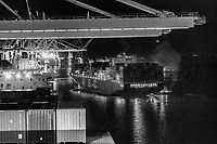 Port of Savannah - Monochrome, Sept. 13&14, 2021