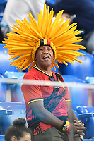 ST PETERSBURG, RUSSIA - JUNE 12 : Belgian Fan pictured before the 16th UEFA Euro 2020 Championship Group B match between Belgium and Russia on June 12, 2021 in St Petersburg, Russia, 12/06/2021 <br /> Photo Photonews / Panoramic / Insidefoto <br /> ITALY ONLY