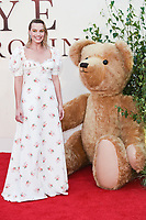 "Margot Robbie<br /> arriving for the World Premiere of ""Goodbye Christopher Robin"" at the Odeon Leicester Square, London<br /> <br /> <br /> ©Ash Knotek  D3311  20/09/2017"