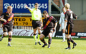 29/04/2006         Copyright Pic: James Stewart.File Name : sct_jspa07_motherwell_v_dunfermline.JIM PATERSON CELEBRATES AFTER HE SCORES MOTHERWELL'S FIRST...Payments to :.James Stewart Photo Agency 19 Carronlea Drive, Falkirk. FK2 8DN      Vat Reg No. 607 6932 25.Office     : +44 (0)1324 570906     .Mobile   : +44 (0)7721 416997.Fax         : +44 (0)1324 570906.E-mail  :  jim@jspa.co.uk.If you require further information then contact Jim Stewart on any of the numbers above.........