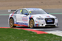 2020 British Touring Car Championship Media day. #19 Bobby Thompson. GKR TradePriceCars.com. Audi S3.