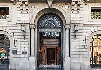 Exterior of Hotel 1898,  La Rambla, Barcelona, Spain
