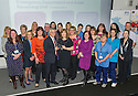 Recognising Our People Awards : Top Team Award : Joint Winners : Emergency Department Team and Acute Receiving Unit Team.