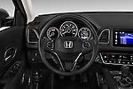 Car pictures of steering wheel view of a 2016 Honda HR-V EX 5 Door Suv Steering Wheel