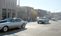Marc Hayot/Herald Leader Several classic cars drive through the 2019 Veterans Day Parade.