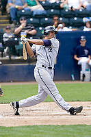 June 22, 2008: Will Venable of the Portland Beavers at-bat against the Tacoma Rainiers during a Pacific Coast League game at Cheney Stadium in Tacoma, Washington.