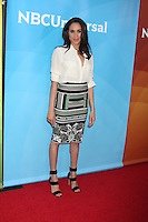 LOS ANGELES - JAN 19:  Meghan Markle at the NBC TCA Winter 2014 Press Tour at Langham Huntington Hotel on January 19, 2014 in Pasadena, CA