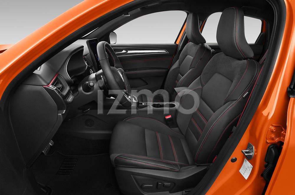 Front seat view of 2021 Renault Arkana RS-Line 5 Door SUV Front Seat  car photos