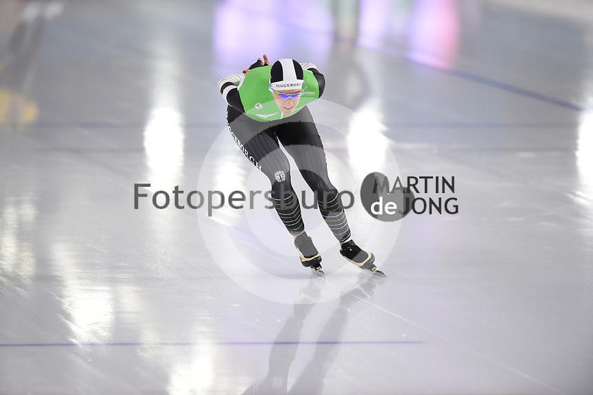 SCHAATSEN: HEERENVEEN: 31-10-2020, IJsstadion Thialf, Daikin NK Afstanden 2020, Ireen Wüst, ©foto Martin de Jong