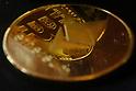 FILE: Virtual currency models on display