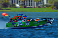 JS-100 and JS-777  (Jersey Speed Skiff(s)