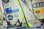 47 Trofeo S.A.R. Princesa Sofía IBEROSTAR Palma - Fédération Française de Voile. 49er, Julien D'Ortoli<br /> Noé Delpech.