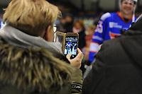 IJSHOCKEY: HEERENVEEN: 23-12-2017, IJsstadion Thialf, UNIS Flyers -  Antwerp Phantoms, uitslag 7-3, ©foto Martin de Jong