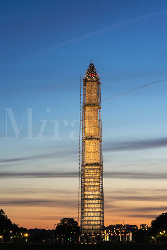 The Washington Monument, Washington DC, USA