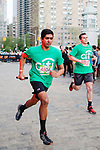 Bloomberg Square Mile Relay race on May 03 2018, in New York, USA. Photo by Eduardo MunozAlvarez / Power Sport Images
