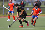 Wellington v Tauranga. Round 2. Men's U18 Hockey Nationals, Gallagher Hockey Centre, Hamilton. Monday 12 July 2021. Photo: Simon Watts/www.bwmedia.co.nz