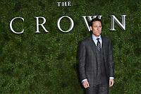 "Tobias Menzies<br /> arriving for ""The Crown"" series 3 premiere at the Curzon Mayfair, London.<br /> <br /> ©Ash Knotek  D3533 13/11/2019"