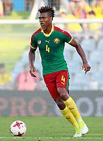 Cameroon's Adolphe Teikeu during international friendly match. June 13,2017.(ALTERPHOTOS/Acero) (NortePhoto.com) (NortePhoto.com)
