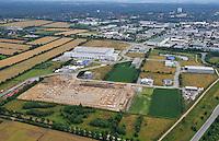 Senefelder Ring: EUROPA, DEUTSCHLAND, SCHLESWIG- HOLSTEIN, REINBEK, (GERMANY), 19.07.2009:Gewerbegebiet Haidland in Reinbek, Senefelder Ring, Luftbild, Air.. c o p y r i g h t : A U F W I N D - L U F T B I L D E R . de.G e r t r u d - B a e u m e r - S t i e g 1 0 2, 2 1 0 3 5 H a m b u r g , G e r m a n y P h o n e + 4 9 (0) 1 7 1 - 6 8 6 6 0 6 9 E m a i l H w e i 1 @ a o l . c o m w w w . a u f w i n d - l u f t b i l d e r . d e.K o n t o : P o s t b a n k H a m b u r g .B l z : 2 0 0 1 0 0 2 0  K o n t o : 5 8 3 6 5 7 2 0 9.C o p y r i g h t n u r f u e r j o u r n a l i s t i s c h Z w e c k e, keine P e r s o e n l i c h ke i t s r e c h t e v o r h a n d e n, V e r o e f f e n t l i c h u n g n u r m i t H o n o r a r n a c h M F M, N a m e n s n e n n u n g u n d B e l e g e x e m p l a r !.