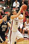 WSU Women's Basketball - 2010-11 Game Shots