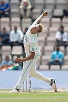 Kyle Jamieson, New Zealand bowling from the Pavilion end during India vs New Zealand, ICC World Test Championship Final Cricket at The Hampshire Bowl on 23rd June 2021