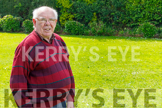 Michael Dillane (Founding member of the Listowel Meals on Wheels in 1975 at his home in Listowel on Saturday and is now availing of the service,