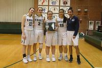 Girls Varsity Basketball 12/23/19